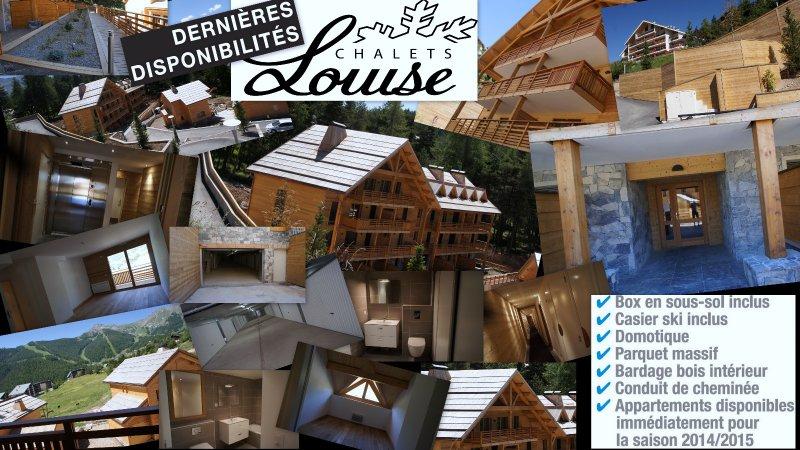 Vente appartement 2 pieces de 50 17 m2 06660 auron 4127 chalet louise - Cabinet bourgeois cannes ...