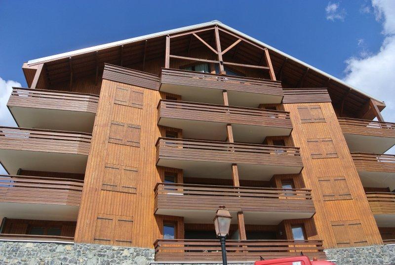 Vente appartement 2 pieces de 34 m2 06660 auron 4480 dans tres s belle residence - Cabinet bourgeois cannes ...